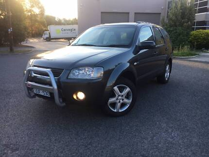 ford territory TS Port Melbourne Port Phillip Preview