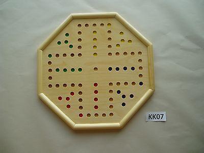 WAHOO WA HOO BOARD GAME  15 x 15 inch.  4 player.  Octagon.  KK07 for sale  Midland