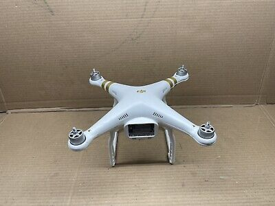 Dji Spirit 3 Professional Quadcopter/Drone For Parts Only Rc Part #5233