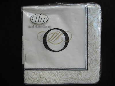 - PAPER COCKTAIL NAPKIN MONOGRAM
