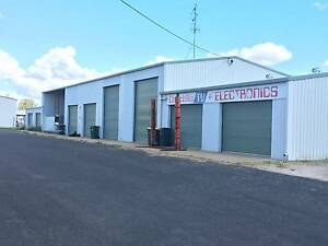 Industrial shed for lease Chinchilla Dalby Area Preview