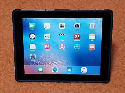 "APPLE IPAD 2 MC954LL/A 16GB WIFI 9.7"" DISPLAY WORKS GREAT"