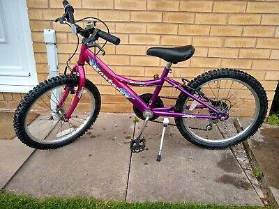 Falcon Montare Girls Bike 20 Inch Wheels