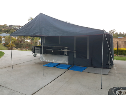 2008 Modcon Solution rear fold offroad camper Albany Creek Brisbane North East Preview