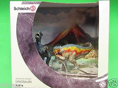 Schleich® 42216 Dinosaurier Set T-Rex und Velociraptor, klein - Neuheit 2015