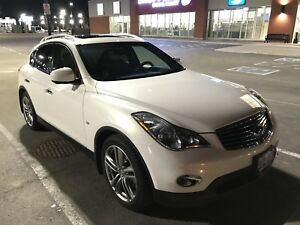 QX50 2014 Technology premium package AWD