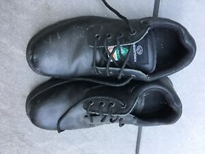 Safety Shoes - used for a few days only
