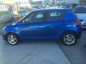 2005 Suzuki Swift Hatchback Fyshwick South Canberra Preview