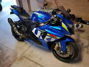 URGENT: Suzuki GSX-R 1000 MY 15 8000kms LOW KMS Waterford South Perth Area Preview
