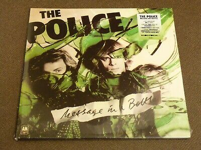 "THE POLICE MESSAGE IN A BOTTLE LIMITED EDITION 2 X 7"" VINYL RSD 2019 1000 COPIES"