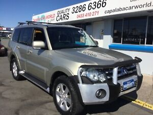 2007 Mitsubishi Pajero VR-X  7 Seater Automatic SUV Capalaba Brisbane South East Preview
