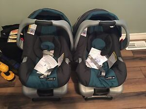 Graco infant car seats