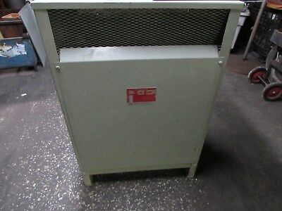 SOLA Basic Hevi-Duty Electric 150 KVA 3 Phase Transformer 12H150 Ser A