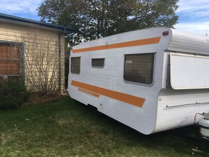 Wanted: I buy old caravans cash paid today