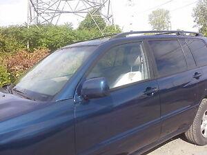 2002 Toyota Highlander usv VUS