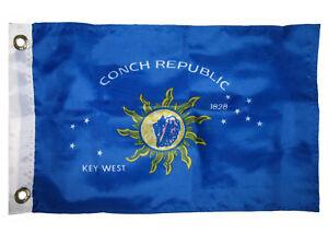 KEY WEST CONCH REPUBLIC FLAG 12