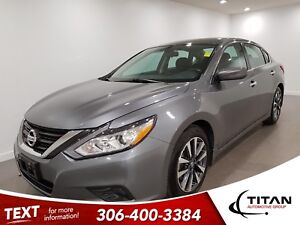 2016 Nissan Altima SV|CAM|Power Seat|HTD Seats|Alloys