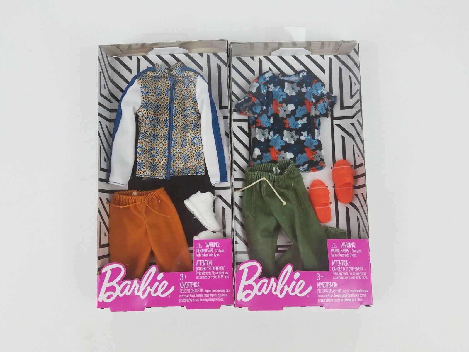 Barbie Ken Street Jogger Pants Fashion