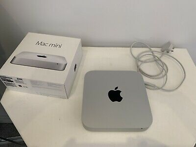 Apple Mac mini A1347 Desktop - MGEM2B/A