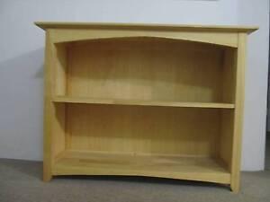 2-shelf bookshelf Crows Nest North Sydney Area Preview