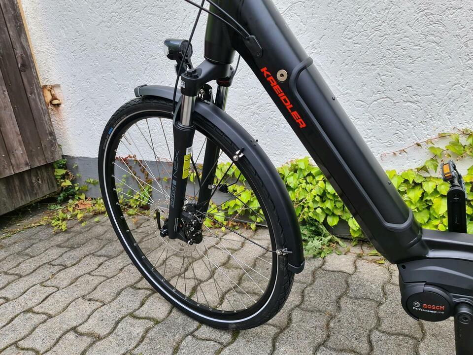 Kreidler Eco 8, Nexus 5-Gang-500Wh-Performance, 55cm, Mod. 21 in Beckum