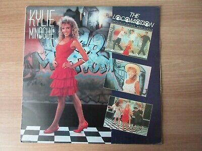 Kylie Minogue - The Loco Motion Korea Single Vinyl LP RARE