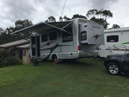 2011 Mercedes-Benz Winnebago Menindee RV Belmont Lake Macquarie Area Preview