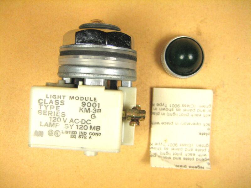 Square D -  9001 KP-38 -  Pilot Light Resistor Type 120V AC-DC