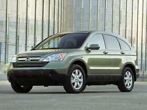 2010 Honda CR-V EX-L - Just arrived!