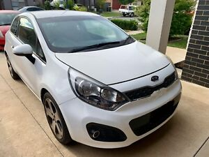 2012 Kia Rio with 4 Months Rego and Approved Road Worthy Cert