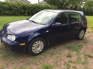 1999 Volkswagen Golf for parts