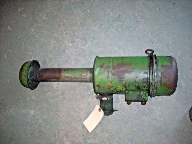 John Deere 1010 Tractor Air Cleaner Gas Engine, AT