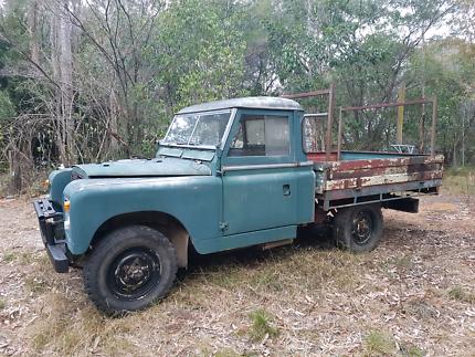 Landrover 1972 Series 2a