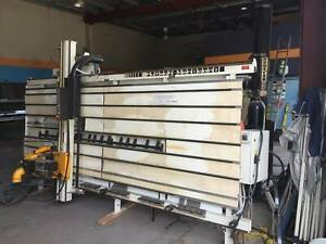 """Vertical Wall Panel Saw with Dust Extractor """"Putsch Meniconi SVP133"""""""