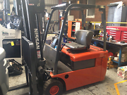 Nissan 3 Wheel Electric Forklift Perth Perth City Area Preview