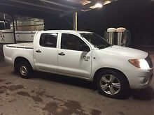 Toyota hilux 2007 work mate Farrar Palmerston Area Preview