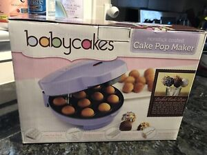 Cake pop maker & others for sale!