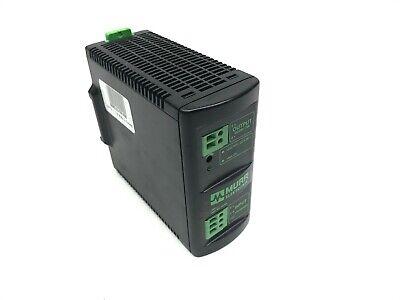 Murr Elektronik Mcs-b 5-110-24024 Switch Mode Power Supply 24vdc 5a