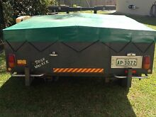 Bushwhacked Camper Trailer Edmonton Cairns City Preview