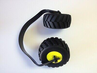 Kids Ear Muffs Monster Truck Tire Ear Muffs Hearing Protection Jam