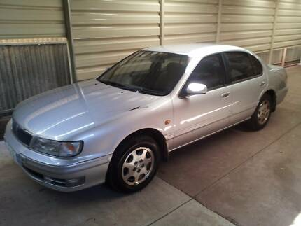 1999 Nissan Maxima Sedan, 105xxx Km's, 1 Owner, Excellent Conditi Whyalla Whyalla Area Preview