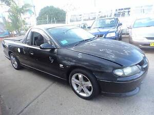 WRECKING / DISMANTLING 2001 HOLDEN COMMODORE UTE GENIII 5.7 AUTO North St Marys Penrith Area Preview