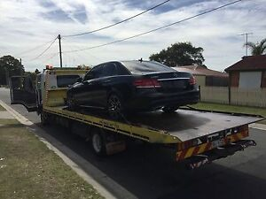 Towing truck till tray cheaper Brisbane24/7 call  Browns Plains Logan Area Preview
