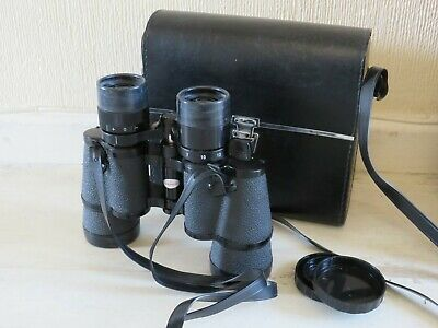 Falcon Zoom No II 7-21 X 40 Zoom Binoculars with AA Case