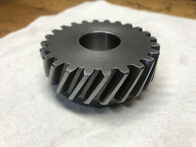Kearney Trecker Kt 2hl Milling 24 Tooth Spiral Drive Gear Vertical Head 22569