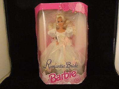 Mattel BARBIE ROMANTIC BRIDE  1992  NRFB  #1861  (C217)