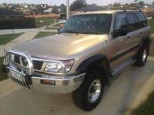 1999 Nissan Patrol Wagon Launceston Area Preview