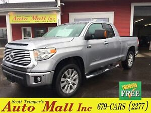 2014 Toyota Tundra Limited/Leather/Nav