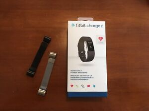 Fitbit Charge 2 HR (size small)
