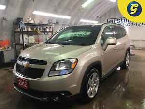 2012 Chevrolet Orlando LT*PHONE CONNECT*7 PASSENGER*HEATED FRONT